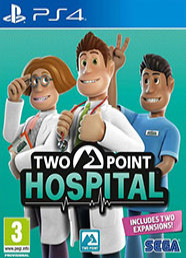 Two Point Hospital (PS4) Kuponu