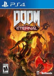 Doom Eternal (PS4) Kuponu