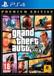 Grand Theft Auto V: Premium Edition  (PS4) Kuponu