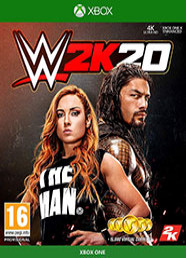 WWE 2K20 (Xbox One) Kuponu