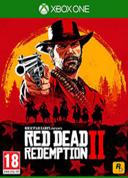 Red Dead Redemption 2 (Xbox One) Kuponu