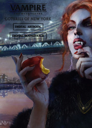 Vampire: The Masquerade - Coteries of New York Deluxe Edition