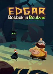 Edgar - Bokbok in Boulzac