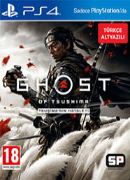 Ghost of Tsushima (PS4) Kuponu