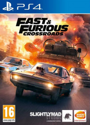 Fast and Furious Crossroads (PS4) Kuponu