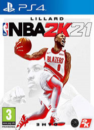 NBA 2K21 (PS4) Kuponu