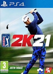 PGA Tour 2K21 (PS4) Kuponu