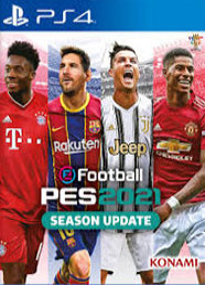 eFootball PES 2021 SEASON UPDATE (PS4) Kuponu
