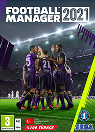 Football Manager 2021 (DVD) Kuponu