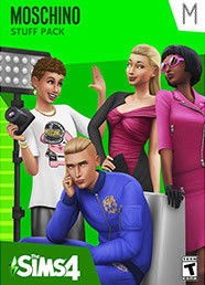 The Sims 4: Moschino Stuff Pack (DLC)