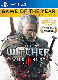 The Witcher III: Wild Hunt - Game of the Year Edition (PS4) Kuponu