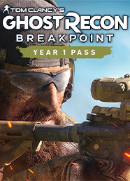 Tom Clancy's Ghost Recon: Breakpoint -  Year 1 Pass (DLC)