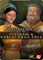 Sid Meier's Civilization VI: Vietnam & Kublai Khan Civilization & Scenario Pack (DLC) (Steam)
