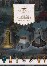 Imperator: Rome Heirs of Alexander Content Pack (DLC)