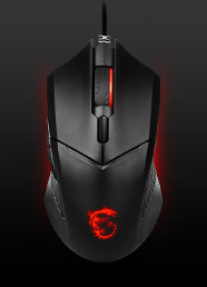 MSI Clutch GM08 Gaming Mouse Kuponu