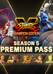 Street Fighter V - Season 5 Premium Pass (DLC)