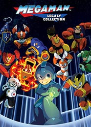 Mega Man: Legacy Collection