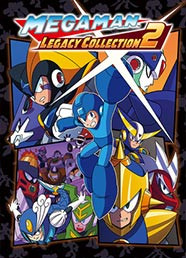 Mega Man: Legacy Collection 2