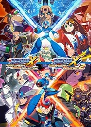 Mega Man X: Legacy Collection 1+2 Bundle