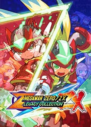 Mega Man Zero/ZX: Legacy Collection