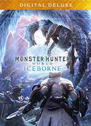 Monster Hunter: World - Iceborne - Digital Deluxe (DLC)