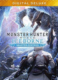Monster Hunter: World - Iceborne - Master Edition - Digital Deluxe