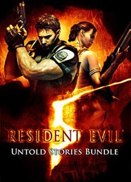 Resident Evil 5: Untold Stories Bundle (DLC)