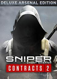 Sniper Ghost Warrior Contracts 2  - Deluxe Arsenal Edition
